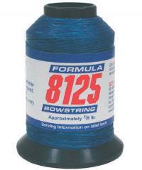 BCY Sehnegarn 8125, 1/4 lbs, blau-schwarz