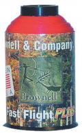 BROWNELL Sehnengarn Fast Flight Plus 1/4 lbs, schwarz