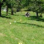 von Schilling Bogensport Feldbogenkurs: Hornburg 20200822