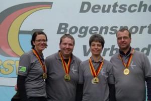 von Schilling Bogensport Bild DM DBSV Feldrunde und Waldrunde 2017-2