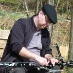 Feldbogenkurs und 3D - Bogenseminar Hornburg Hubertus 201504 ! Hubertus von Schilling (A-Trainer Bogen DSB)