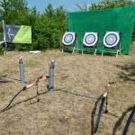 mobile Bogenanlage von Schilling Bogensport