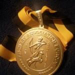 Bogensport AAE-Indoor Championship 2016  Dr.Ute von Schilling belegte hier den  1. Platz... - Bogensport  in der Region Hannover, Bogensport im Kreis Hildesheim, Bogensport im Kreis Mühlhausen (Thüringen), Bogenschießen  in der Region Hannover, Bogenschießen im Kreis Hildesheim, Bogenschießenim Kreis Mühlhausen (Thüringen)